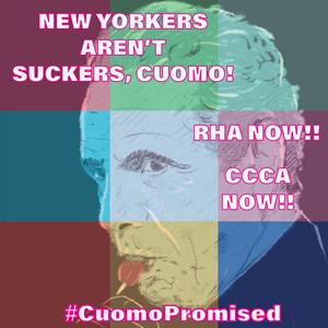 RHA New Yorkers aren't suckers