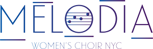 Melodia Womens Choir Retina Logo