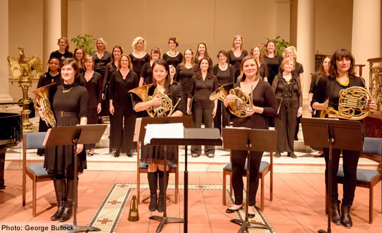 Melodia Women's Choir in Concert