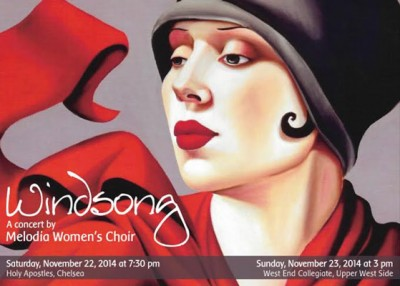 Windsong Melodia Women