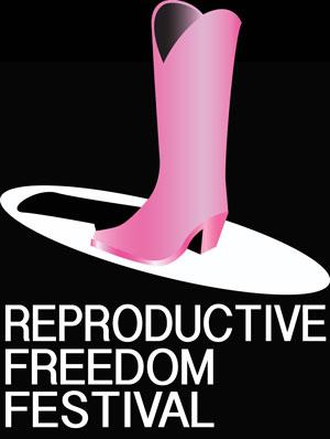 Reproductive Freedom Festival Logo